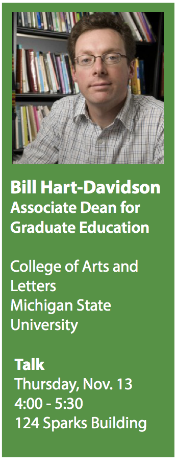Bill Hart-Davidson Talk